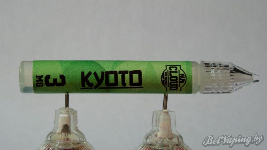 Жидкости Papa Cloud - Kyoto