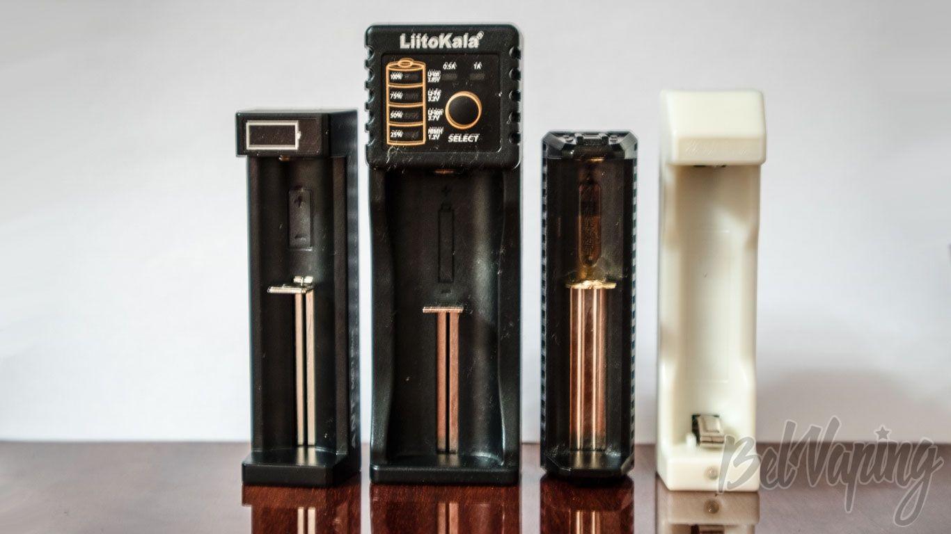 Обзор компактных зарядных устройств