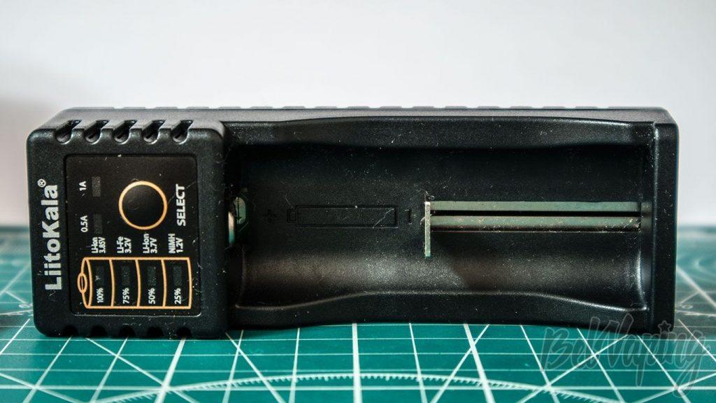 Обзор 4 компактных зарядных устройств - LiitoKala Lii-100