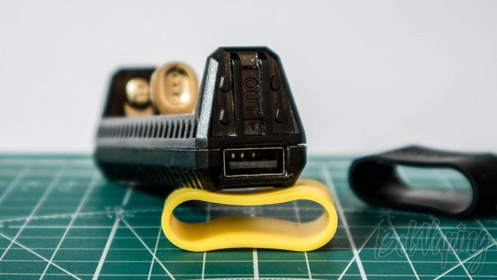 Обзор 4 компактных зарядных устройств Nitecore F1