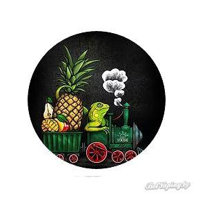 Обзор жидкости Южане - Pineapple express