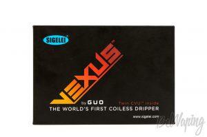 Упаковка дрипки Sigelei Vexus RDA