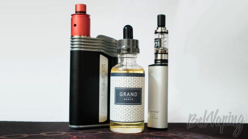 Жидкость GRAND - вкус NORTH