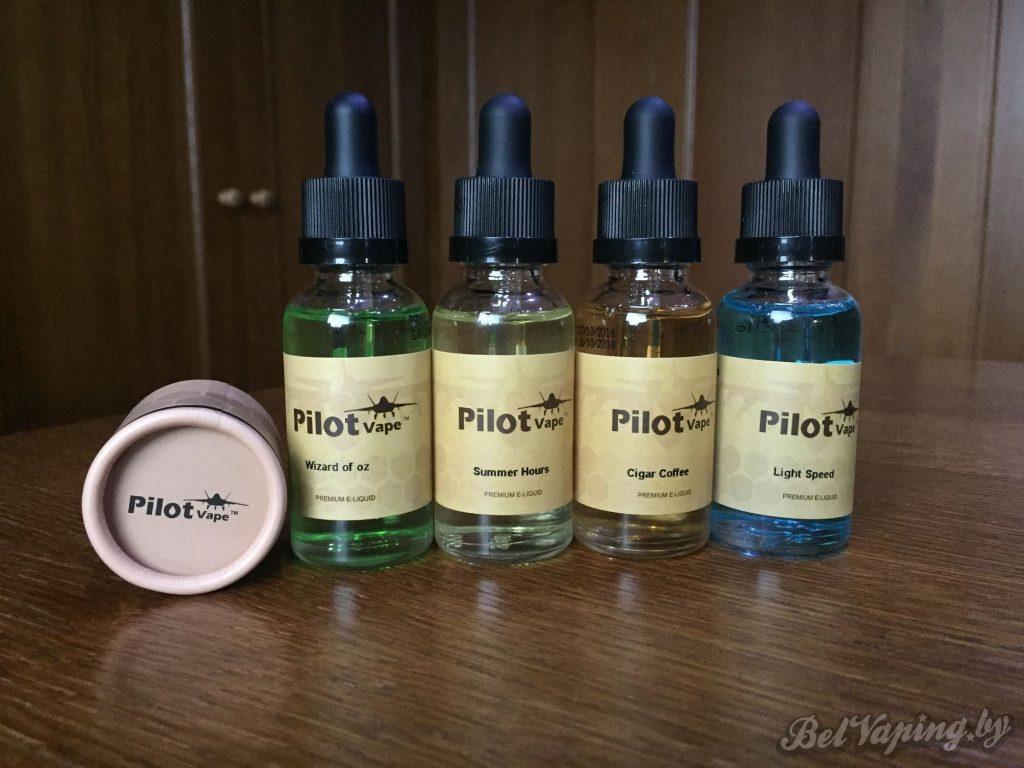 Жидкость Pilot Vape