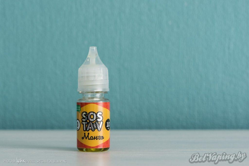 Жидкость для вейпинга SOSTAV - Манго