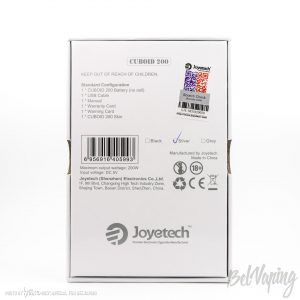 Упаковка Joyetech CUBOID 200