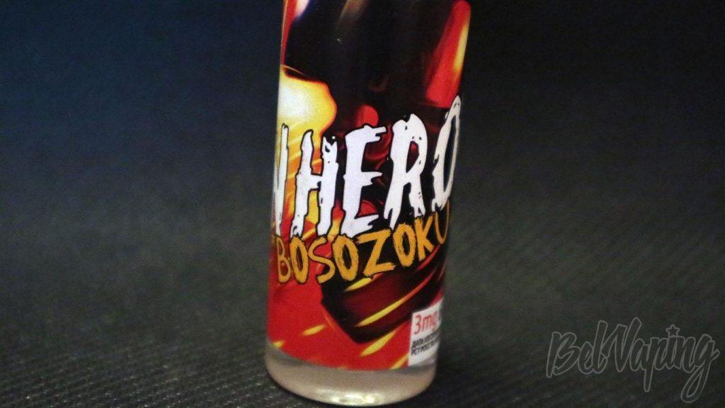 Жидкость Japan Heroes - Bosozoku