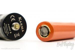 Коннектор Karma RDTA и аккумулятор