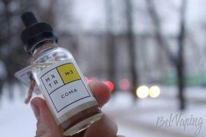 Жидкость MXTR (Mixtura) - COMA