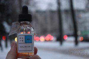 Жидкость MXTR (Mixtura) - DELIRIUM