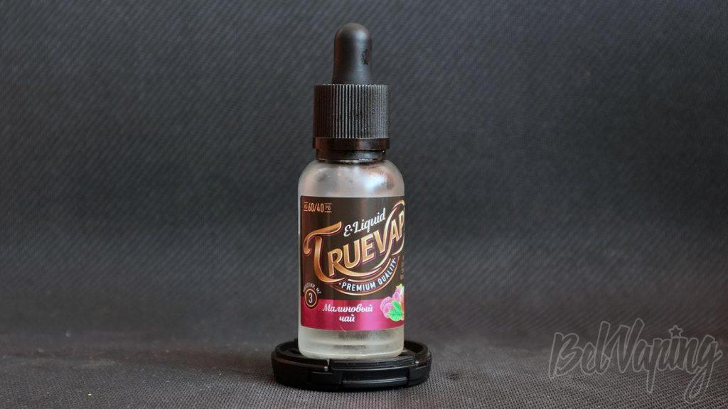 Жидкость TrueVape - вкус Малиновый чай