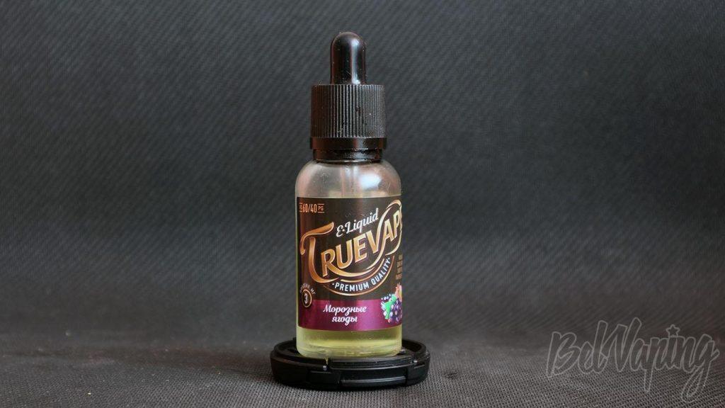 Жидкость TrueVape - вкус Морозные ягоды
