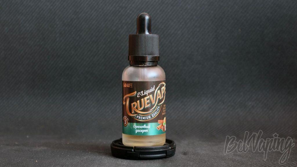 Жидкость TrueVape - вкус Ореховый десерт
