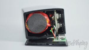 Обзор компактного бокс мода EHPRO Sthorm - Внутреннее устройство
