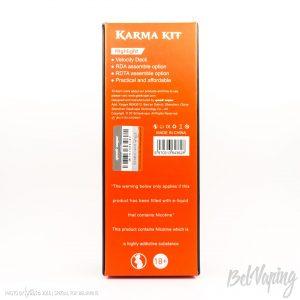 Упаковка Karma Kit