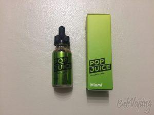 Жидкость Pop Juice - Miami