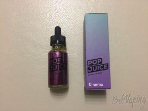 Жидкость Pop Juice - Cinema