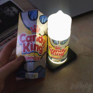 Жидкость Candy King - Swedish