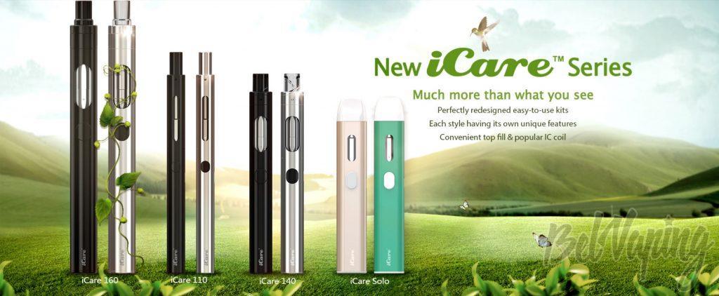 Новые устройства Eleaf iCare