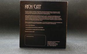 Обзор жидкости RICH CAT