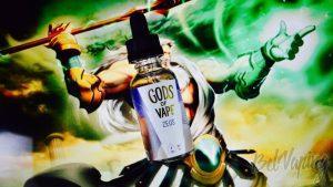 Обзор линейки жидкостей Gods of Vape - Zeus / Зевс