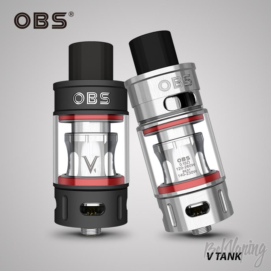 Внешний вид и конструктивные особенности OBS V TANK