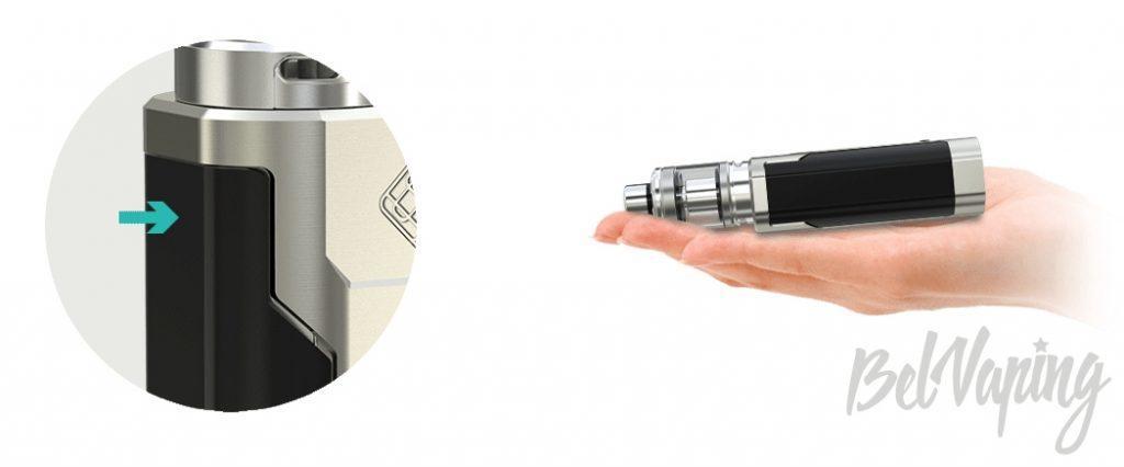 Кнопка боксмода Wismec PREDATOR 228