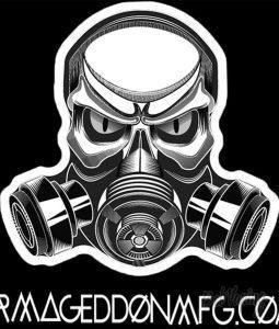 Логотип Armageddon MFG
