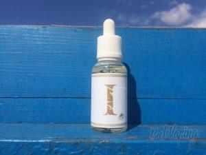Жидкость Olypic Vape - I. Клубничный чизкейк
