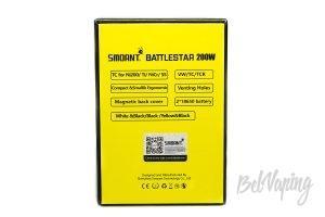 Упаковка Smoant Battlestar 200W
