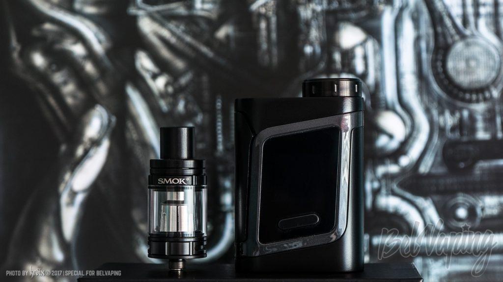 Внешний вид Smok Alien AL85 Kit