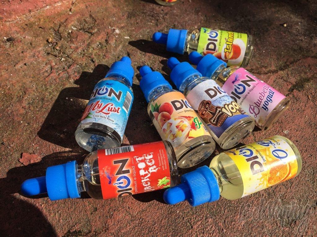 Жидкости Dion