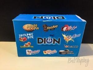 Упаковка жидкости Dion