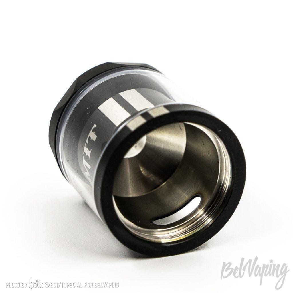 Купол испарительной камры с отверстиями подачи жидкости Geekvape Ammit Dual Coil RTA