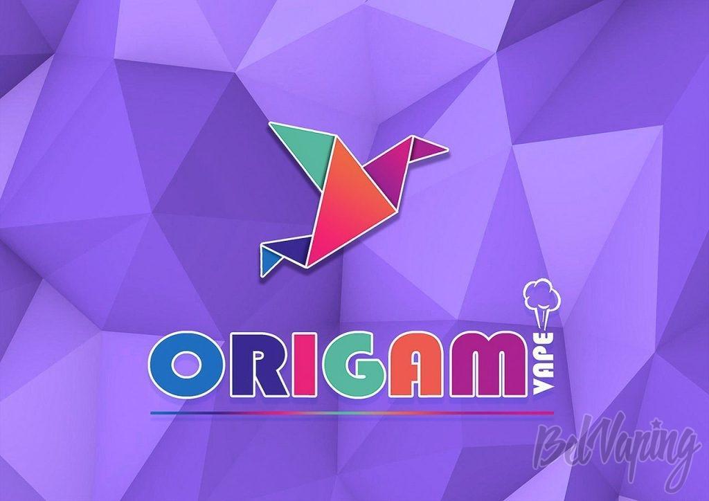 Логотип Origami Vape