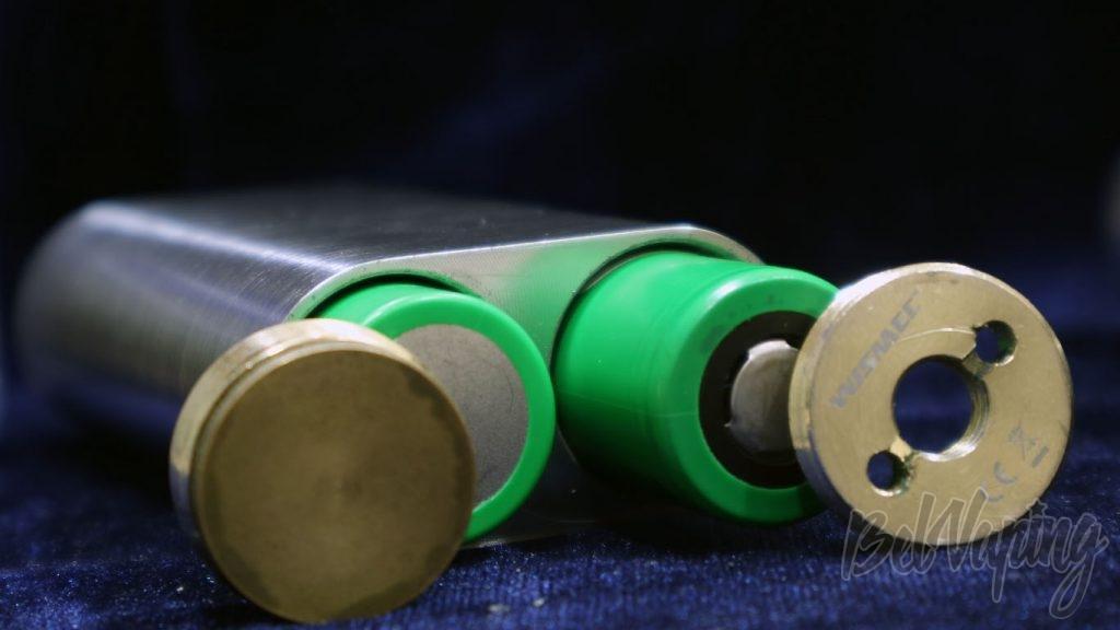 Обзор модов Noisy Cricket I и II (22мм) - правильная установка аккумуляторов