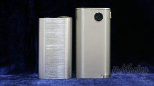 Обзор модов Noisy Cricket I и II (22мм) - сравнительный вид обоих устройств