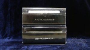 Обзор модов Noisy Cricket I и II (22мм) - коробки, торцы