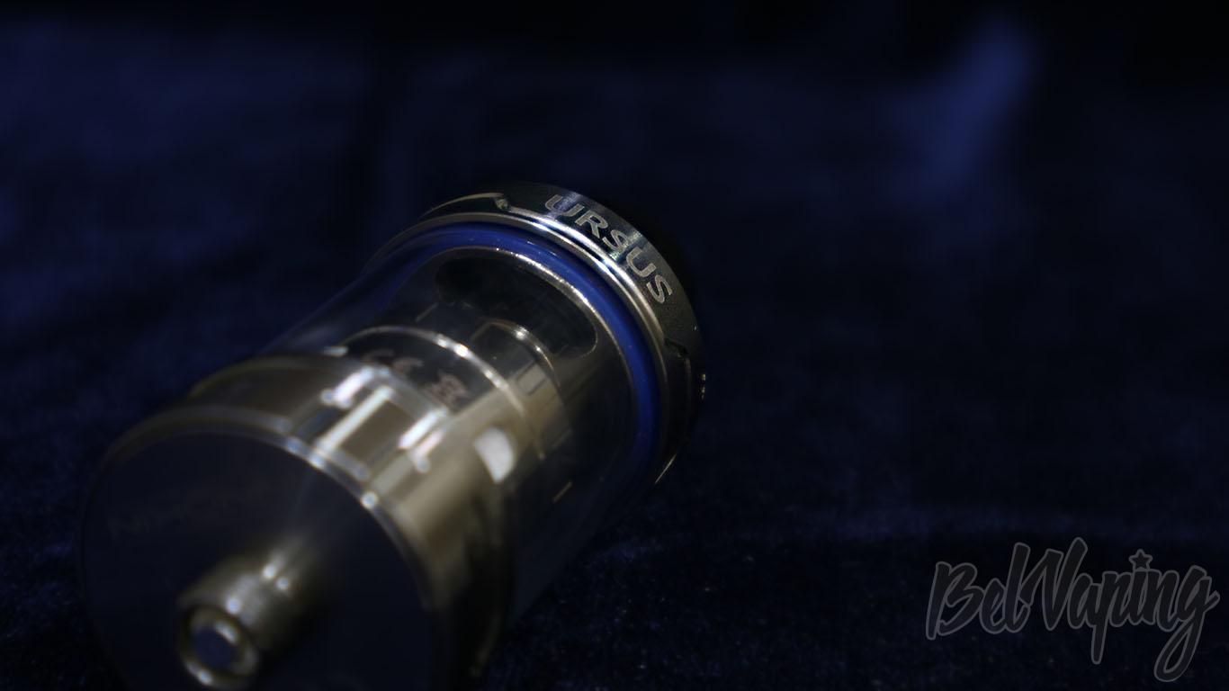 Обзор бакомайзера URSUS от INNOKIN. Прототип SCION Tank