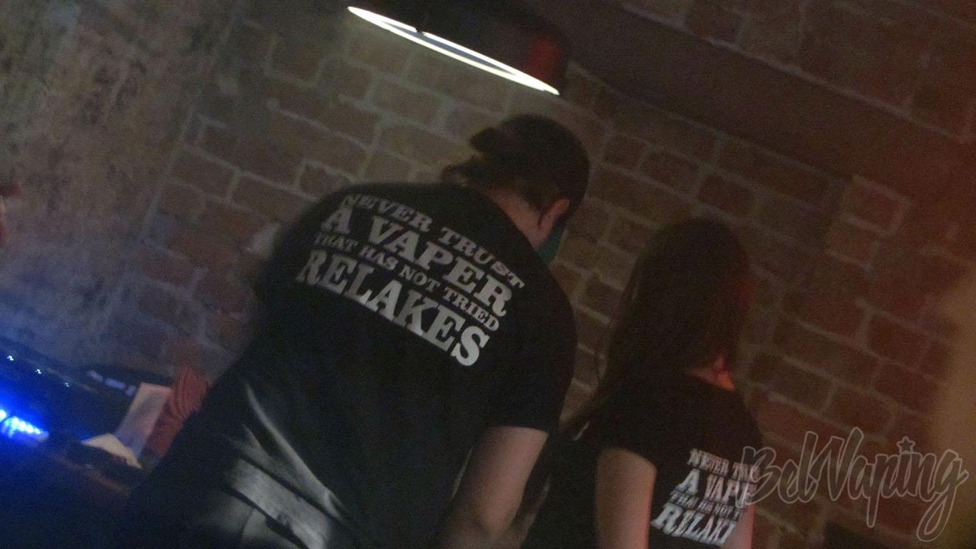 Relakes - MVape - Без башни - Презентация