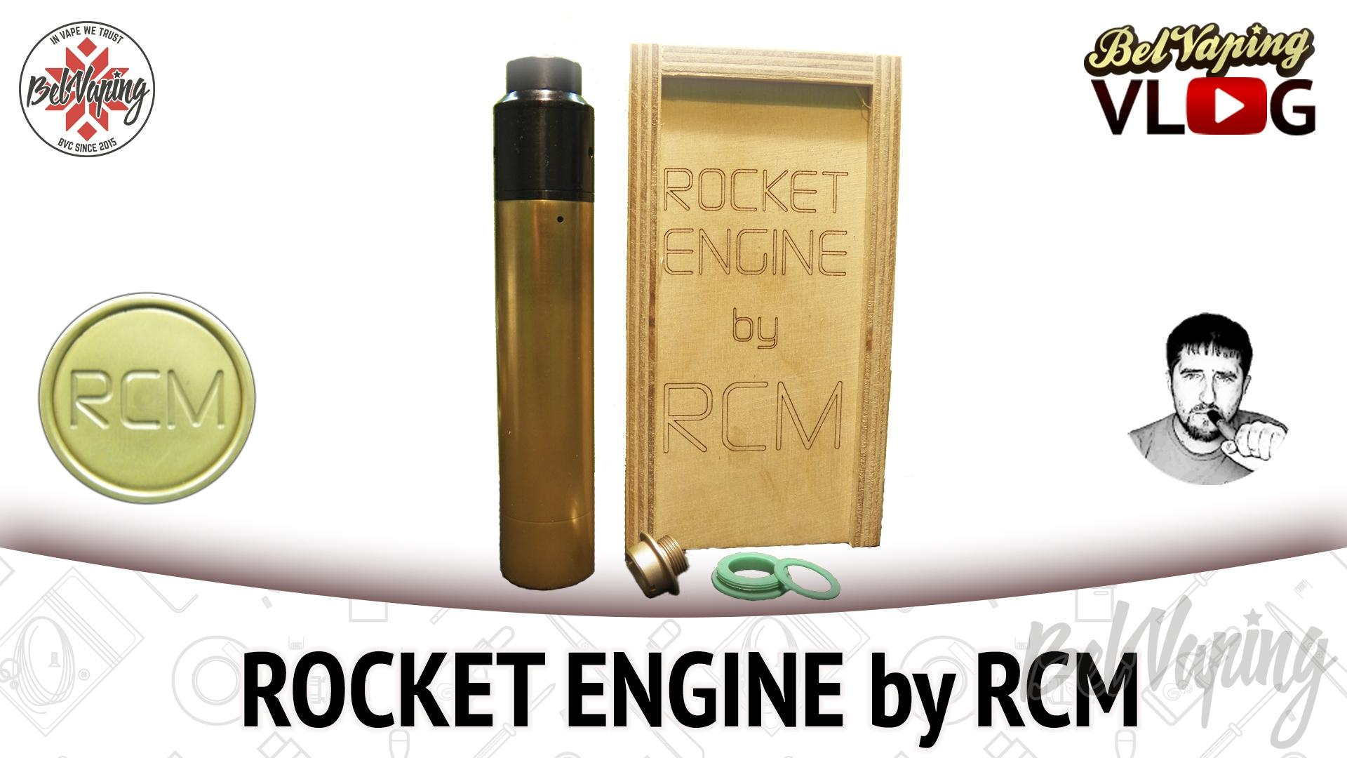 Обзор механического мода Rocket Engine от компании Russian Custom Mods