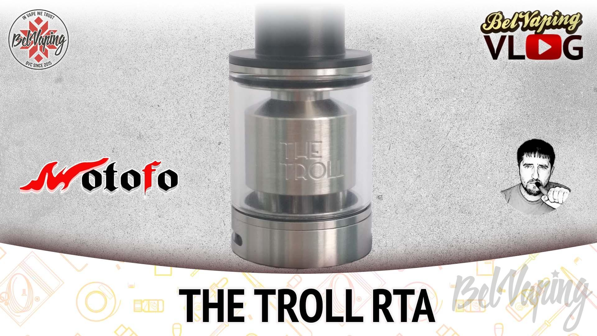 Обзор бака The Troll RTA