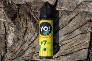 Жидкость YoVape #7 APPLE PIE