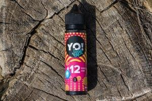 Жидкость YoVape #12 BUBBLE GUM