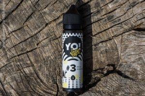 Жидкость YoVape #3 MILK & COOKIES