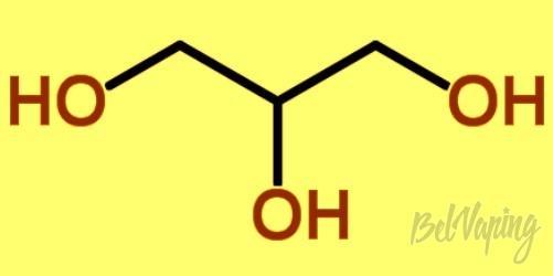 Химическая формула глицерина