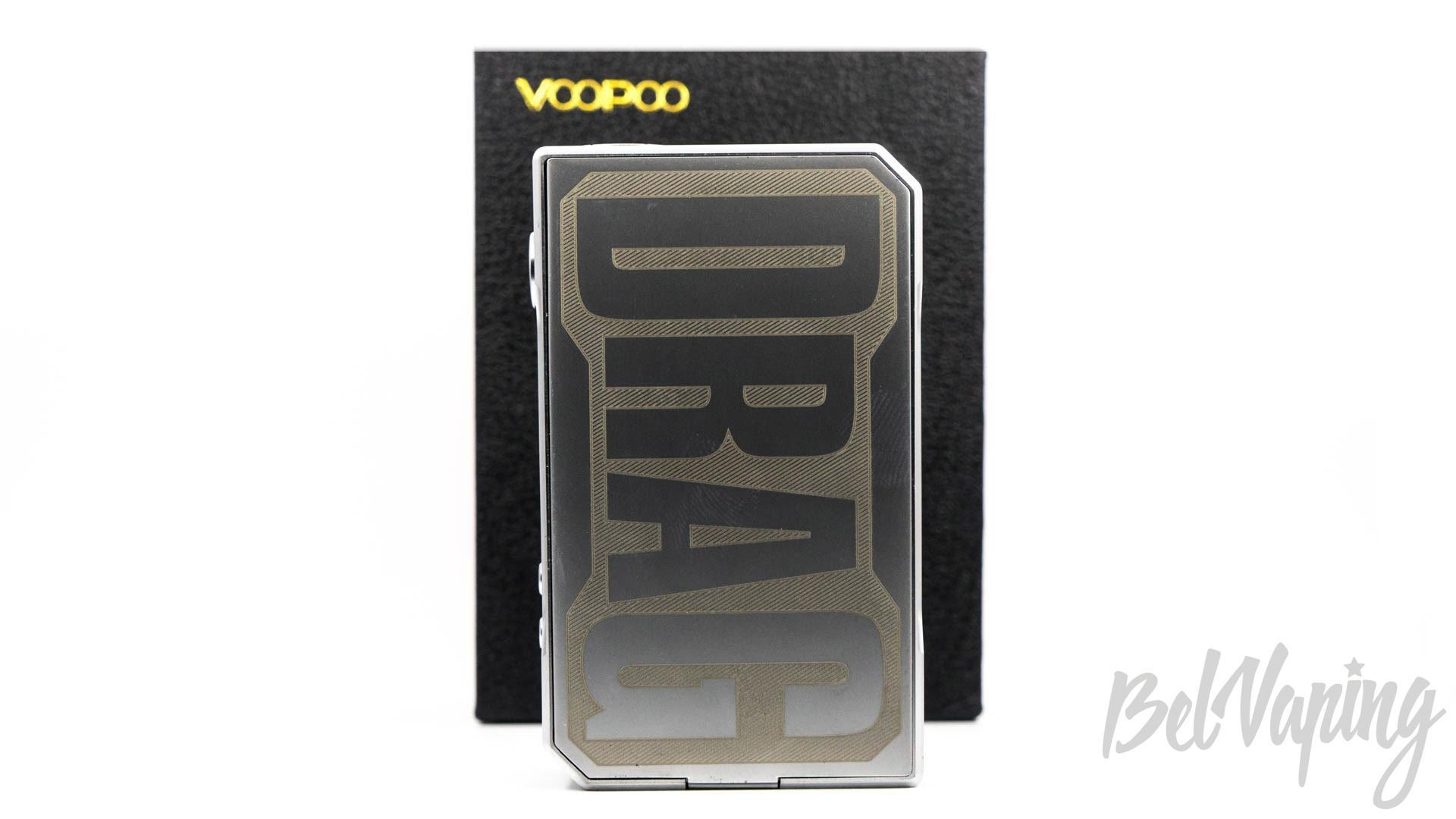 Боксмод Voopoo DRAG 157W TC