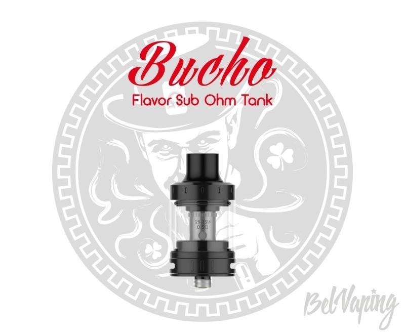 Внешний вид Digiflavor Bucho Tank