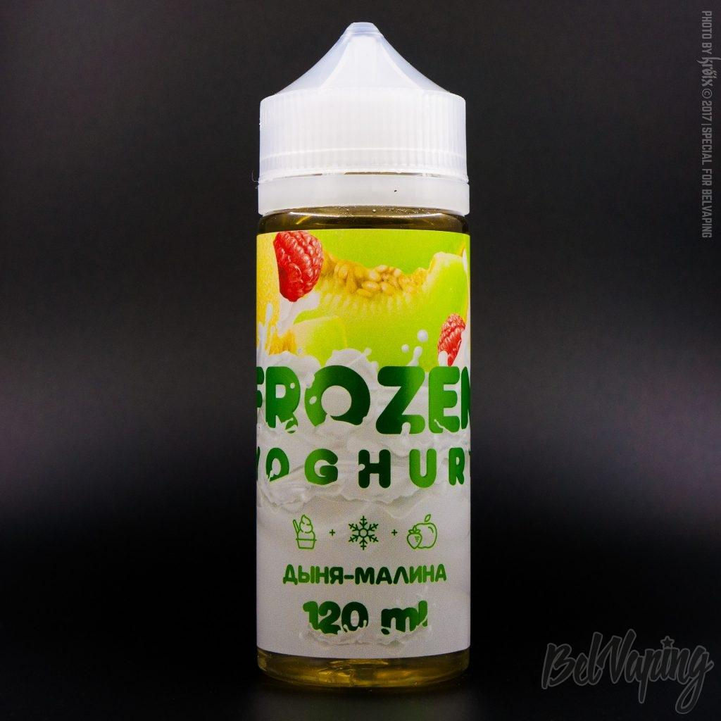 Жидкость Frozen Yoghurt - Дыня-Малина