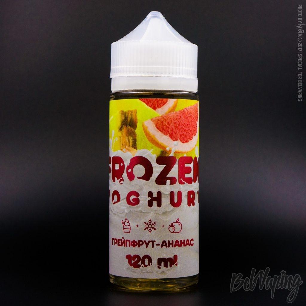 Жидкость Frozen Yoghurt - Грейпфрут-Ананас